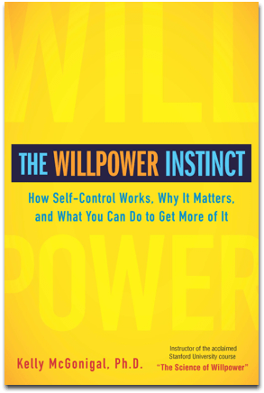 Click for my review of The Willpower Instinct.