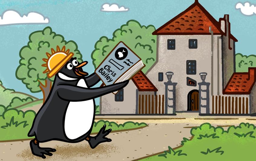 PenguinBook