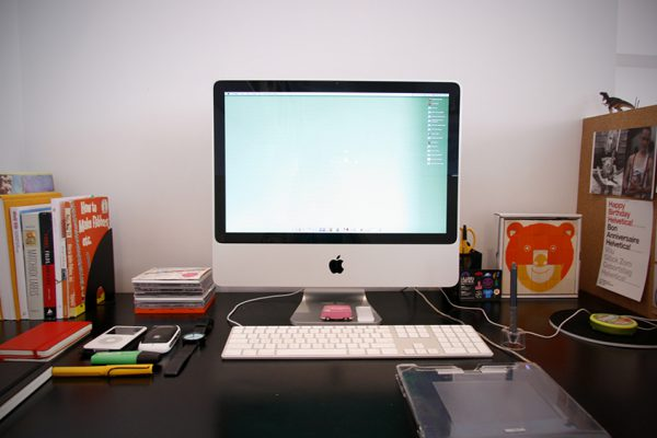 Want more self-control? Clean your office.