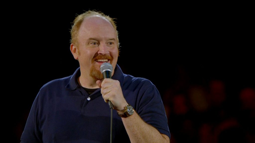Louis C.K. on patience and hard work