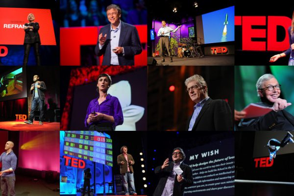 'A Week of TED' Experiment: Follow Along Live! (Finished)