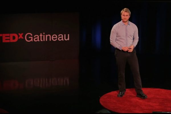 My TEDx talk on productivity and happiness