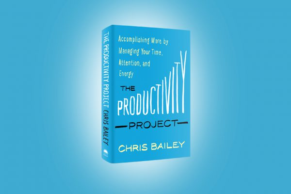 My book, The Productivity Project, is now available for preorder!!
