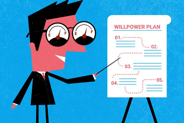 5 smart ways to spend your willpower wisely