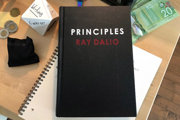 5 Nuggets of Wisdom from Ray Dalio's book, Principles
