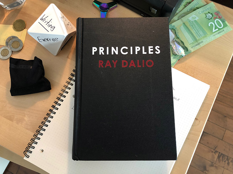 ray dalio principles pdf book