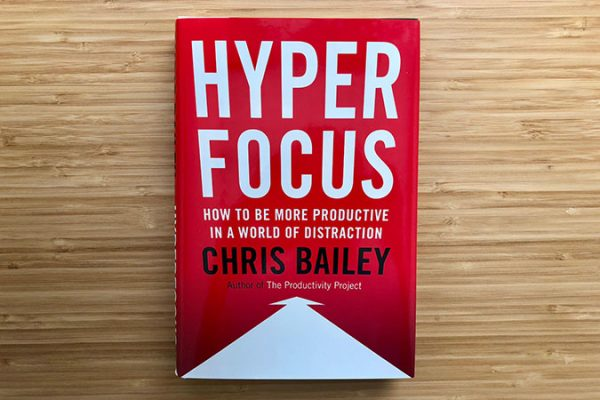 3 things I hope you take away from my new book, Hyperfocus