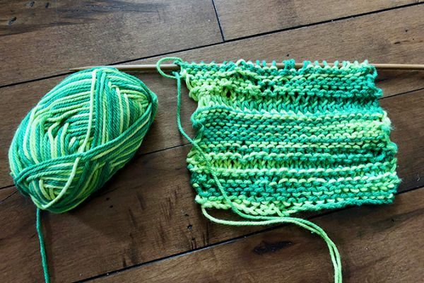 How learning to knit helped my productivity