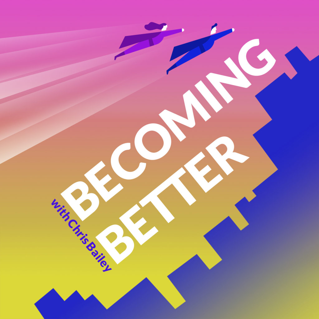 Becoming Better podcast artwork