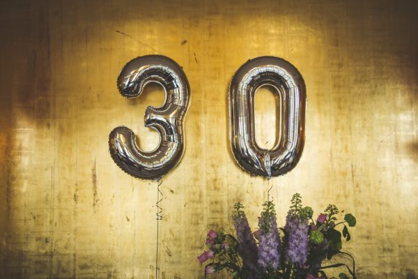 30 Lessons Learned At 30